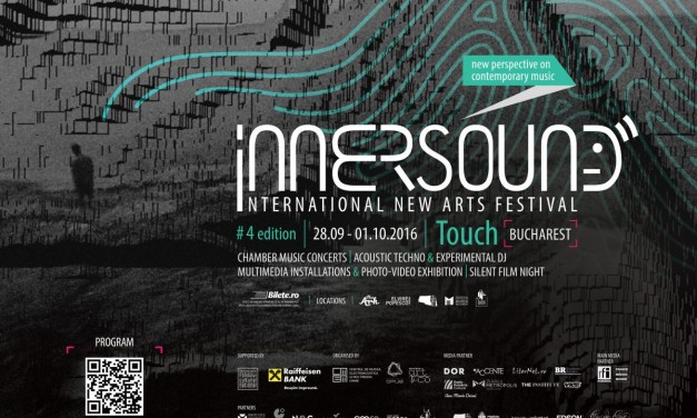 InnerSound New Arts Festival, editia a 4-a