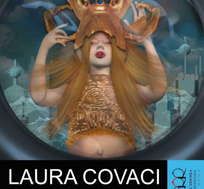 """Laura Covaci, """"Cruda feerie""""/ """"Desprinderea"""" @ Accademia di Romania in Roma"""