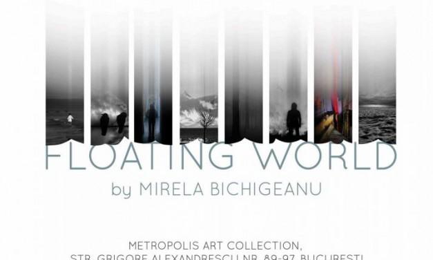 """Expoziție de fotografie Mirela Bichigeanu """"Floating world"""" @ Metropolis Center, București"""
