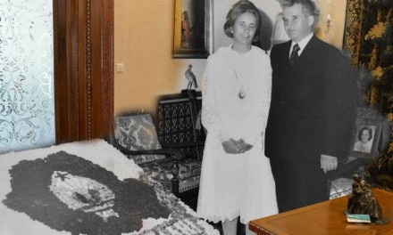 Acasă la familia Ceaușescu