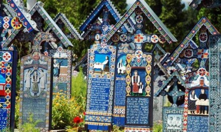 Mitologia românească a morții @ ICR New York