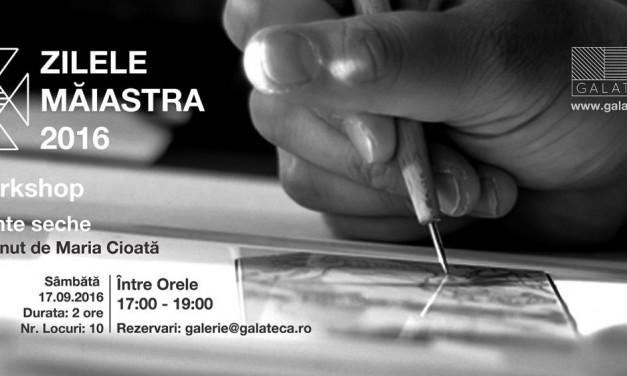 Zilele MĂIASTRA, 4 zile de maraton cultural identitar @ Galeria Galateca, București