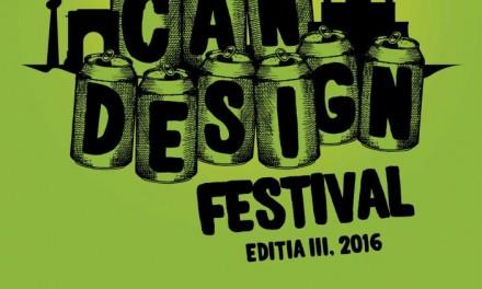 Can Art&Design Festival, un concurs de creativitate ce revalorifică dozele din aluminiu
