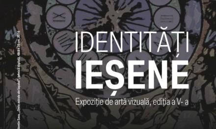 """Expoziția de artă vizuală """"Identităţi ieşene"""" @ Galeriile de Artă """"Ion Neagoe"""""""