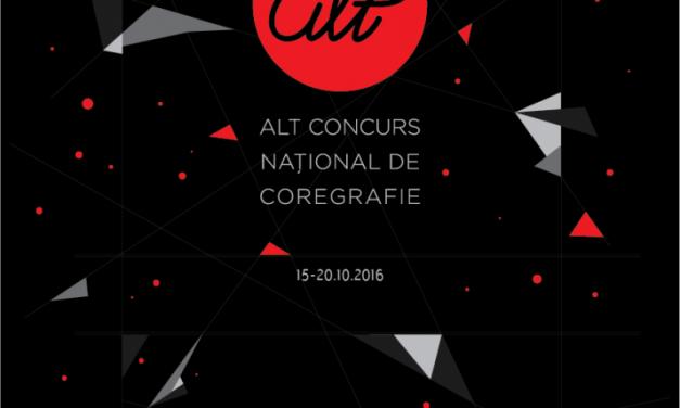 ALT Concurs Național de Coregrafie, ediția a IV-a