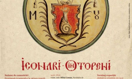Ediția a patra Iconari în Otopeni