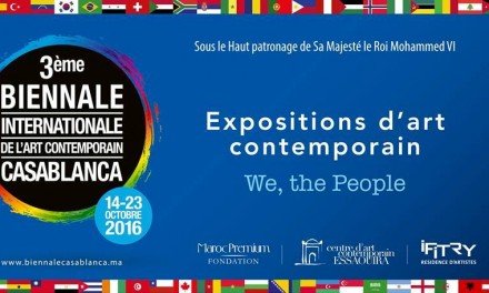 Bienala Internationala de Arta Contemporana Casablanca 2016