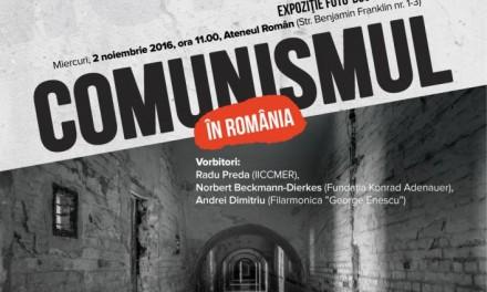 Expoziția Comunismul în România @ Ateneul Român