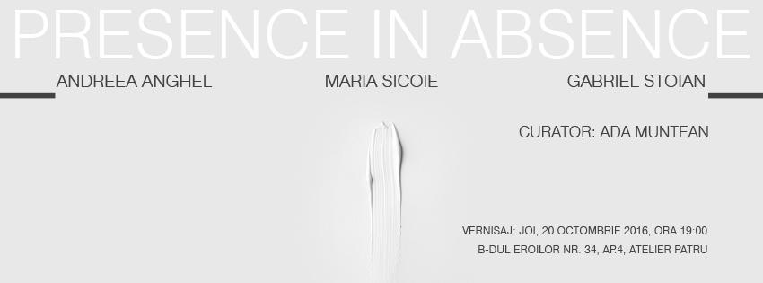 Presence in Absence @ Atelier Patru din Cluj-Napoca