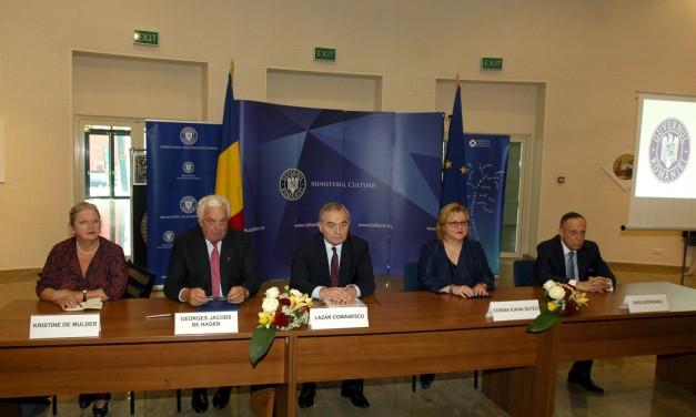 România ţară invitată de onoare la ediţia din 2019 a Festivalului Internaţional EUROPALIA