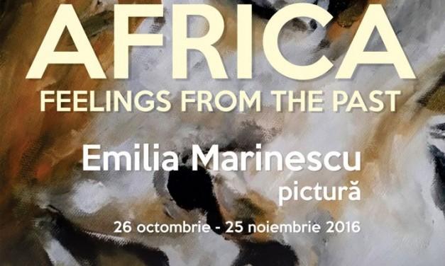"""Emilia Marinescu, """"AFRICA. Feelings from the past"""" @ Muzeul Satului """"Dimitrie Gusti"""", București"""