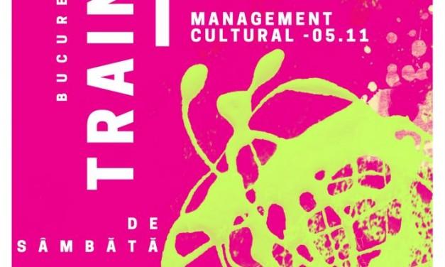 Ideile bune nu sunt suficiente: înscrie-te la trainingurile Formare Culturală