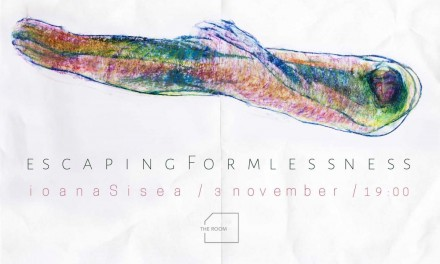 "Ioana Sisea, ""Escaping Formlessness"" @ The Room, București"