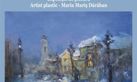 Expoziţia de pictură Maria Mariş Dărăban la Muzeul Naţional Cotroceni