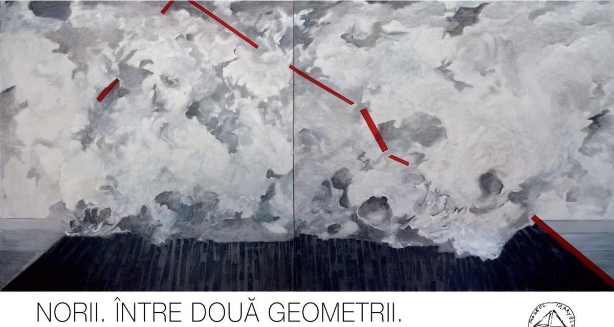 """Marina Bejan """"Norii. Între două geometrii"""" @ Muzeul Național al Țăranului Român"""