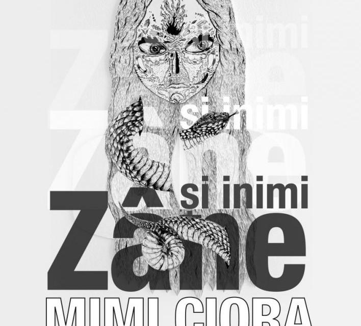 """Mimi Ciora, """"Zâne și inimi"""" @ Galeria de artă contemporană şi design GALATECA, București"""