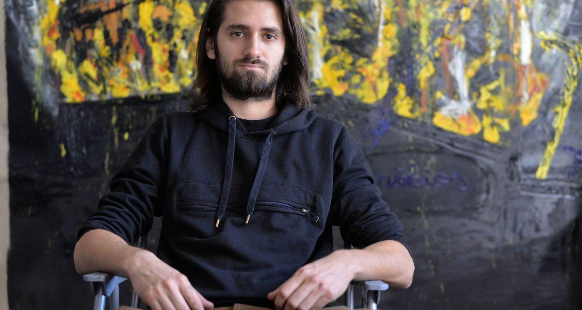 MIRCEA CIUTU, ARTIST VIZUAL @ TINERI ȘI NEÎNFRICAȚI