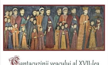 """Expoziţia """"Sub semnul vulturului bicefal. Cantacuzinii veacului al XVII-lea"""" la Muzeul Naţional Cotroceni"""