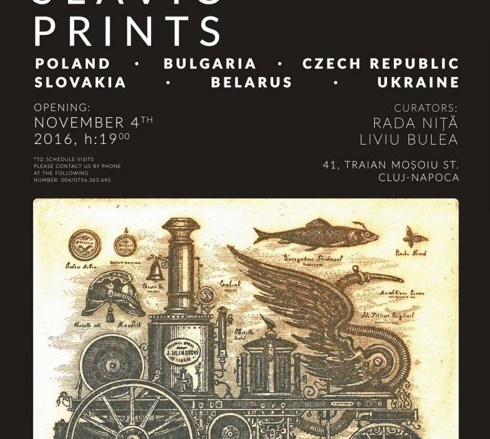 A Journey Through Slavic Prints @ Visual Kontakt, Cluj-Napoca