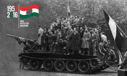 60 de ani de la Revoluţia maghiară din 1956