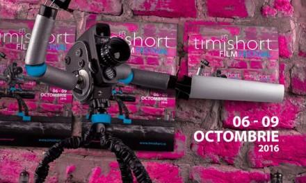 Timishort 2016: 77 de scurtmetraje, 8 secțiuni, workshopuri, expoziții, dezbateri, concerte și proiecții speciale la cea de-a 8-a ediție