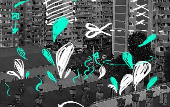 Uriași de Pantelimon, collective art project @ Make a Point
