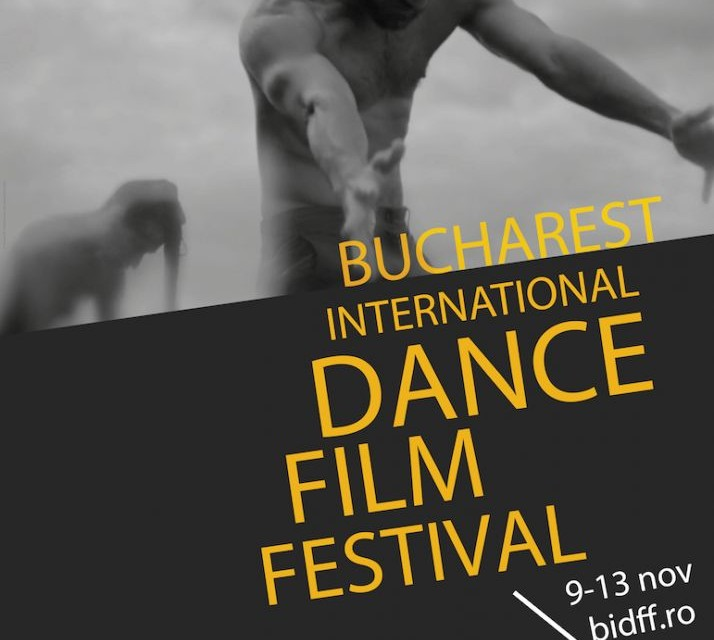 Bucharest International Dance Film Festival la a II-a ediție