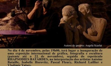 Artiști evrei în dialog multinațional @ Institutul Cultural Român de la Lisabona