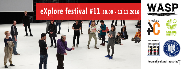 eXplore festival #11 is ON and OUTstanding!