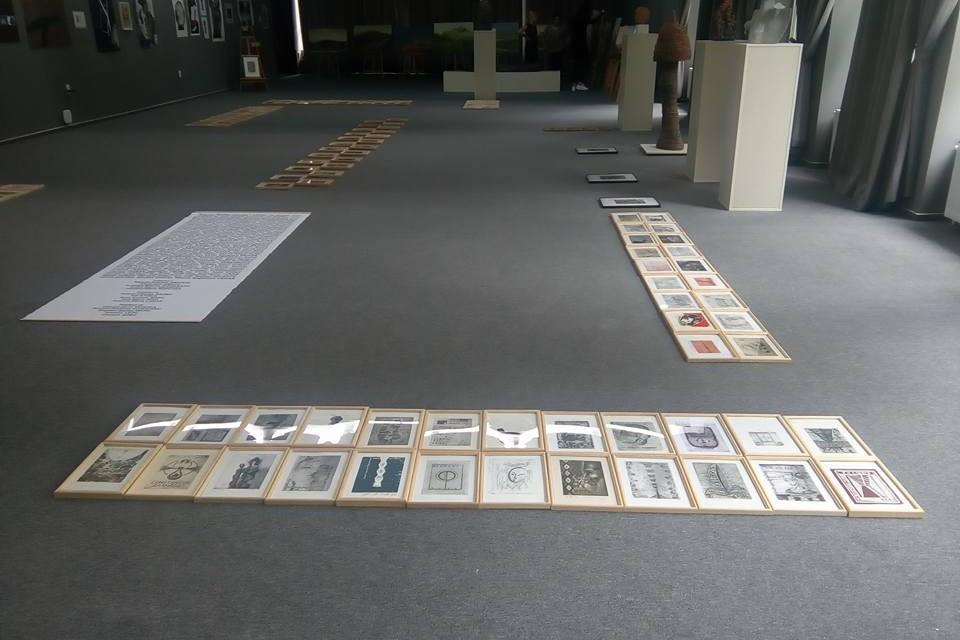 """Expoziția """"Constantin Brâncuşi – 2016"""" EX-LIBRIS @ Universitatea Trakya din Edirne"""