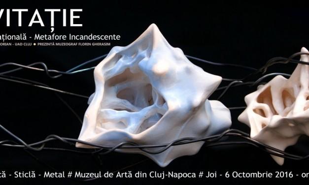 Bienala Națională de ceramică-sticlă-metal 2016 @ Cluj Napoca