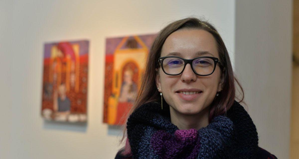O FLORINA, ARTIST VIZUAL @ TINERI ȘI NEÎNFRICAȚI