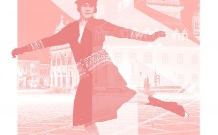 Istoria în roz – expoziție outdoor de grafică și fotografie istorică @ Piața Sfatului Brașov