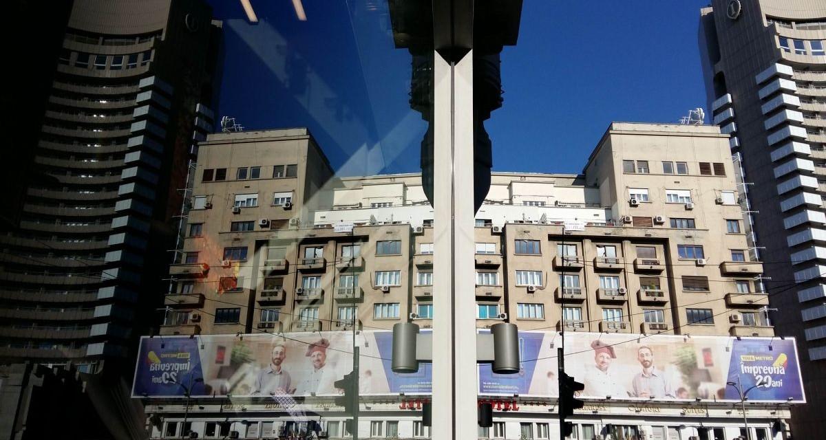 Reflexii de toamnă @ București