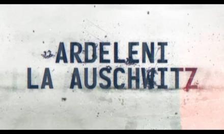 "Proiecția documentarului ""Ardeleni la Auschwitz"""