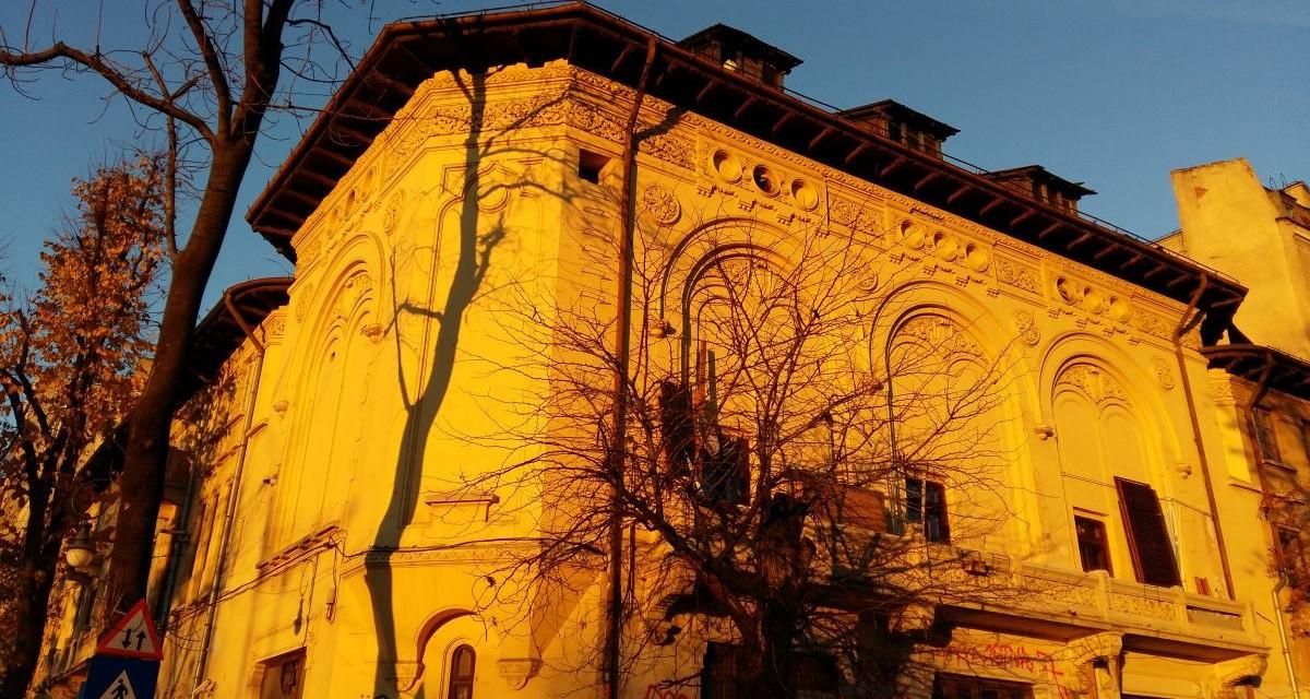 Culorile toamnei la București