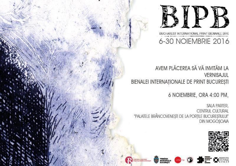 Bucharest International Print Biennale 2016