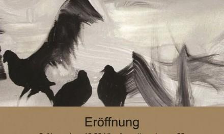 """Expoziţia """"rêverie"""" a artistei Gabriela Culic la Galeria ICR Viena"""