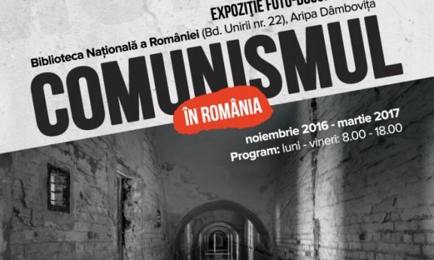 Expoziţia Comunismul în România @ Biblioteca Naţională a României