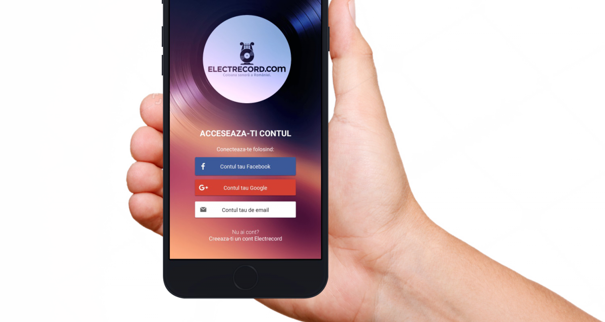 Electrecord.com – singura platformă de muzică 100% românească