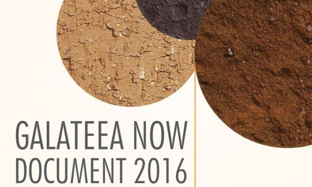 Galateea Now / Document 2016 @ Galeria Galateea, București
