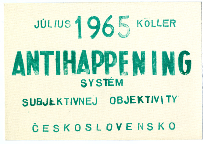 julius-koller-antihappening-system-of-subjective-objectivity-1965-green-stamp-paper-115-x-164-mm-marinko-sudac-collection