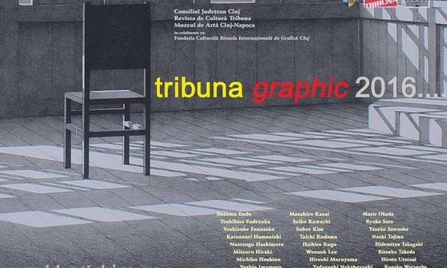 Tribuna Graphic. Expoziție internațională de grafică contemporană @ Muzeul de Arta Cluj-Napoca