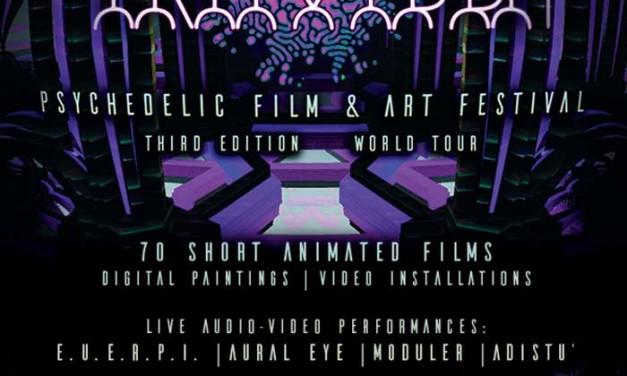Tripoteca, Festivalul Itinerant de Film și Artă Psihedelică, edția a treia