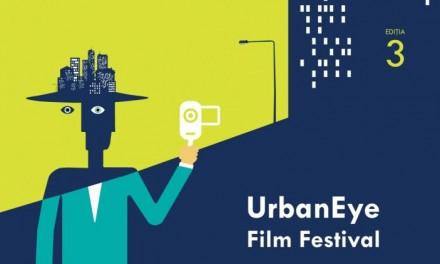 Începe UrbanEye Film Festival 2016