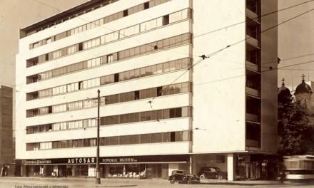 Un secol de arhitectură românească – www.e-architecture.ro