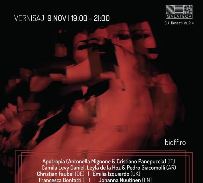Expozitia Corpul Digital @ Galeria Galateca, București