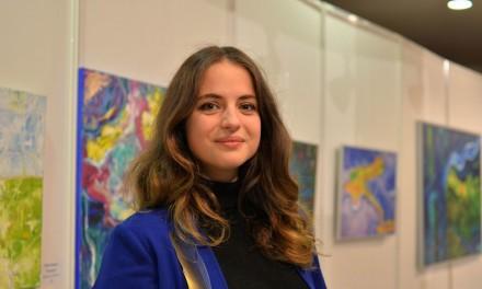 DALINA BĂDESCU ARTIST VIZUAL @ TINERI ȘI NEÎNFRICAȚI