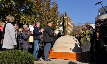 Monument în amintirea victimelor #Colectiv
