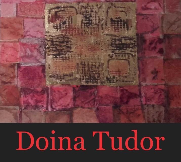 """Doina Tudor """"Transcendent"""" @ Galeria de Artă """"Th Pallady"""", Iași"""